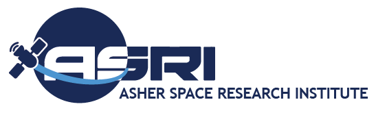 Asher Space Research Institute logo