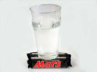 Water On Mars Photo Credit & Copyright: Ellen Roper (Astronomy Picture of the Day 2005 April 1)