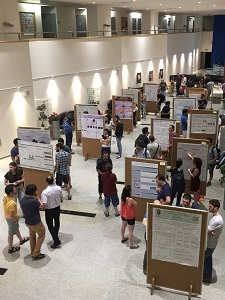 Physics faculty research day - all posters exihibition